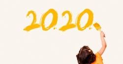 Поздравление с Новым 2020 годом и Рождеством Христовым