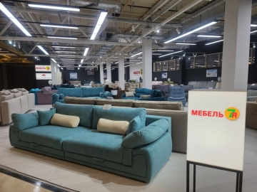Opening of a new showroom Mebel 7ya in Kiev