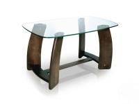 Журнальный столик РАТА модерн (стекло)