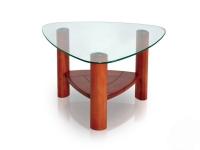 Журнальный столик РАТА Триумф (стекло)
