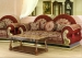 Раскладной диван Мебус Султан Двойка дельфин