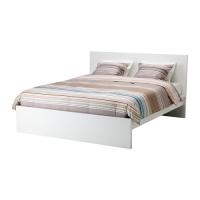 МАЛЬМ Каркас кровати, высокий - 140x200 см, Леирсунд  - IKEA