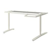 БЕКАНТ Подстолье для угловой столешницы - белый  - IKEA