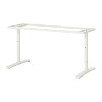 БЕКАНТ Подстолье для столешницы - белый  - IKEA