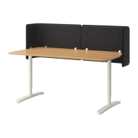 БЕКАНТ Стол для приемной   - IKEA
