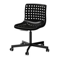 СКОЛБЕРГ / СПОРРЕН Рабочий стул -  , черный  - IKEA