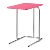 РИАН Придиванный столик - розовый  - IKEA