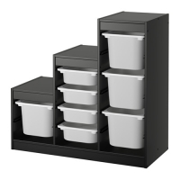 ТРУФАСТ Комбинация д/хранения   - IKEA