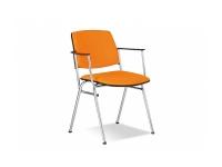 Кресло Новый стиль ISIT chrome
