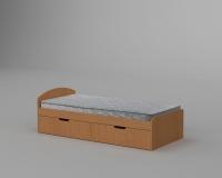 Кровать Компанит 90+2
