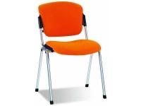 Кресло Новый стиль ERA chrome/ wood/ plast/ combi