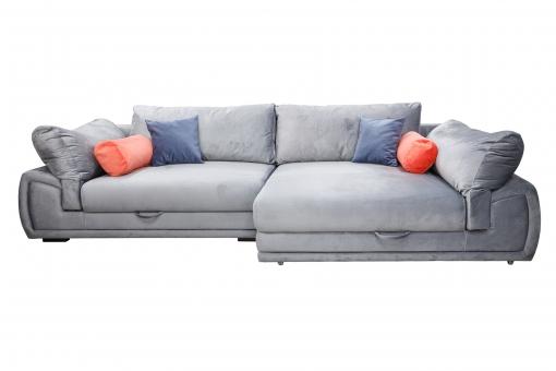 Розкладний кутовий диван Моцарт LA FAMILIA
