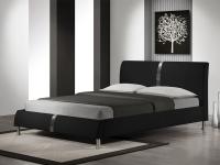 Двуспальная кровать с мягким изголовьем Halmar Dakota 160х200 см