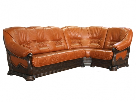 Розкладний кутовий диван Мебус Гетьман мералат