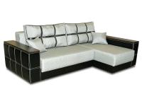 Раскладной угловой диван МВС Гулливер еврокнижка
