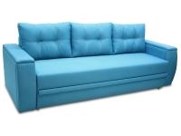 Раскладной диван МВС Мустанг Мини еврокнижка с подушками от Тет-а-Тет 3 шт и мягкими накладками