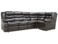 Раскладной угловой диван МВС Чероки 3х1 седафлекс (Титан Black)