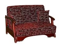 Раскладной диван МВС Санта-Круз 120х200 аккордеон