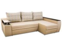 Раскладной угловой диван МВС Мустанг еврокнижка