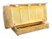 Раскладной диван МВС Клеопатра Мини Тройка еврокнижка (Диамонд D152 226/Диамонд Диамонд D150 226)