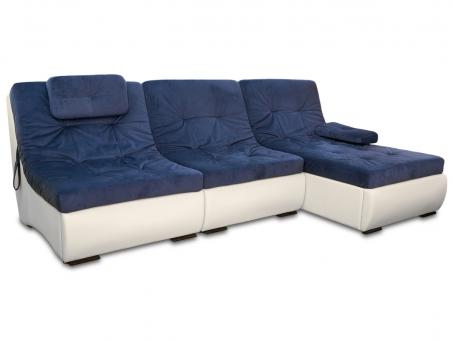 Раскладной угловой диван МВС Милтон пума