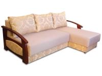 Розкладний кутовий диван Сен-Тропе єврокнижка МВС