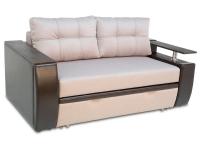 Раскладной диван МВС Мустанг Мини двухместный еврокнижка и дельфин с подушками от Тет-а-Тет 2 шт