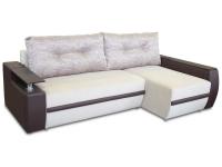 Раскладной угловой диван МВС Мустанг Мини с подушками от Тет-а-Тет 2 шт