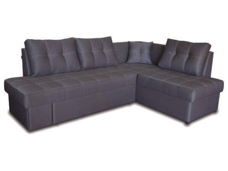 Розкладний кутовий диван Тет-а-Тет Міні дельфін МВС