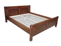 Двуспальная деревянная кровать МВС София 160х200 см (цвет 3D)