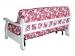 Раскладной диван МВС Версаль 160х200 аккордеон (Otantik Desen 04)