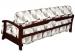 Раскладной диван МВС Санта-Круз 190х200 аккордеон (Budapest Beige)