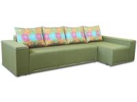 Раскладной угловой диван МВС Стайл Лонг еврокнижка