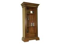Книжный шкаф Мебус открытый 1Ш-50 Каролина