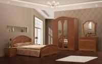 Спальня СМ Луиза 4Д
