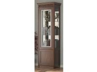Витрина 1-дверная Мебус Марсель (стекло)
