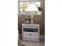 Bedside table Mebus Marseille 1SH