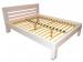 Двоспальне дерев'яне ліжко Модерн 160х200 см (колір 11) МВС
