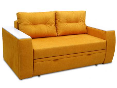 Розкладний диван Мустанг Міні Двійка єврокнижка з подушками від Тет-а-Тет 2 шт МВС