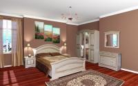 Спальня СМ Николь 4Д