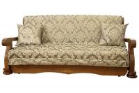 Раскладной диван аккордеон МВС Атлант с декором (Цена от)