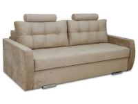 Розкладний прямий диван Бостон з підголівником Меблі 7я