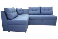 Раскладной угловой диван МВС Тет-а-Тет Мини Новый дельфин