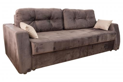 Раскладной прямой диван Валенсия-1 Мебель 7я