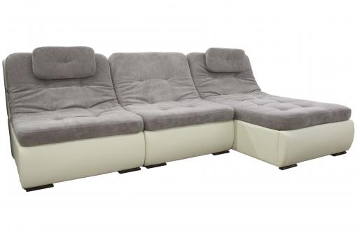 Розкладний кутовий диван Мілтон пума МВС