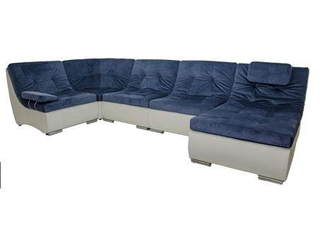 Розкладний модульний диван Мілтон (пума) МВС