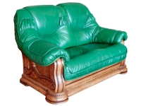 Розкладний диван Кур'єр Грізлі двомісний мералат