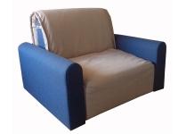 Раскладное кресло аккордеон Бора-Бора с подлокотниками МВС (Цена от)