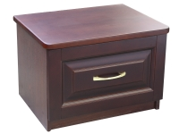 Bedside table Laura with 1 Drawer MVS