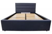 Двоспальне ліжко з м'яким узголів'ям Домініка LA FAMILIA (Ціна від)